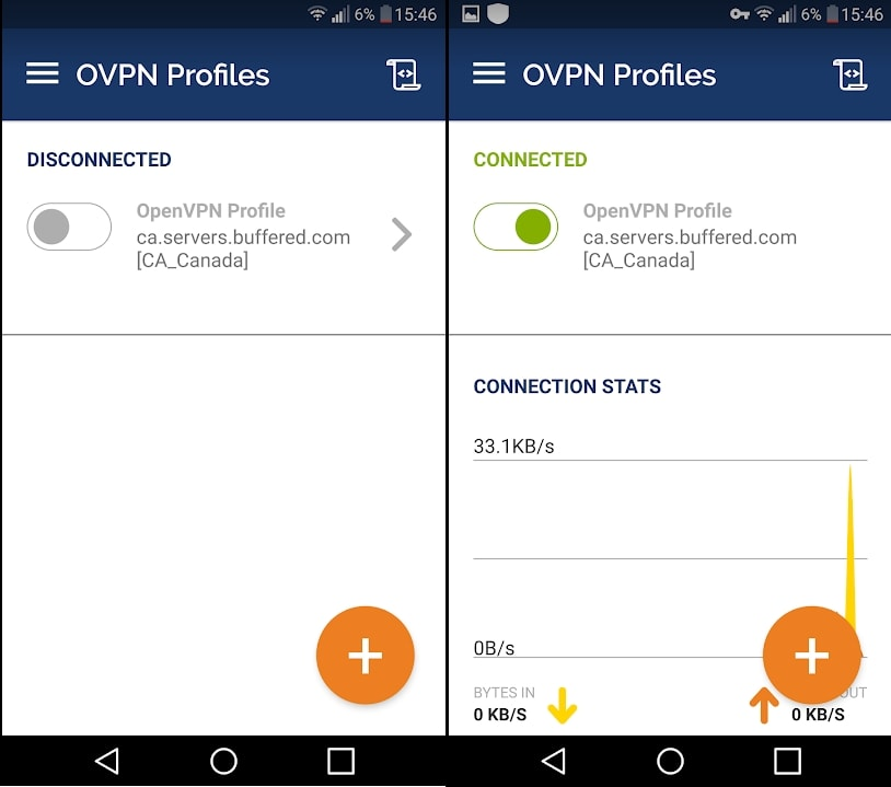 Open VPN For Android